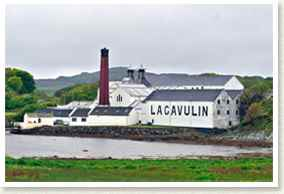 Lagavulin Whisky Distillery