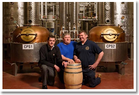 West Cork Distillers Spirit Distillery