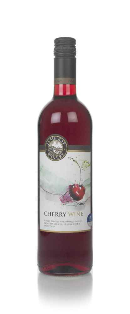 Lyme Bay Winery Cherry Fruit Wine