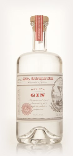 St. George Dry Rye Gin (75cl)