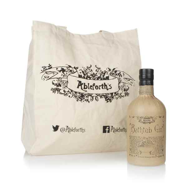 Bathtub Gin with Canvas Bag