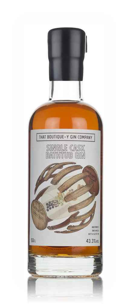 Single Cask Bathtub Gin - Oloroso Cask (That Boutique-y Gin Company)