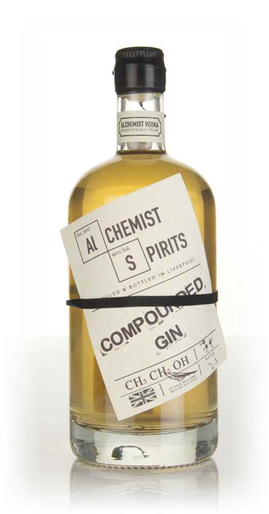 Alchemist Compounded Gin