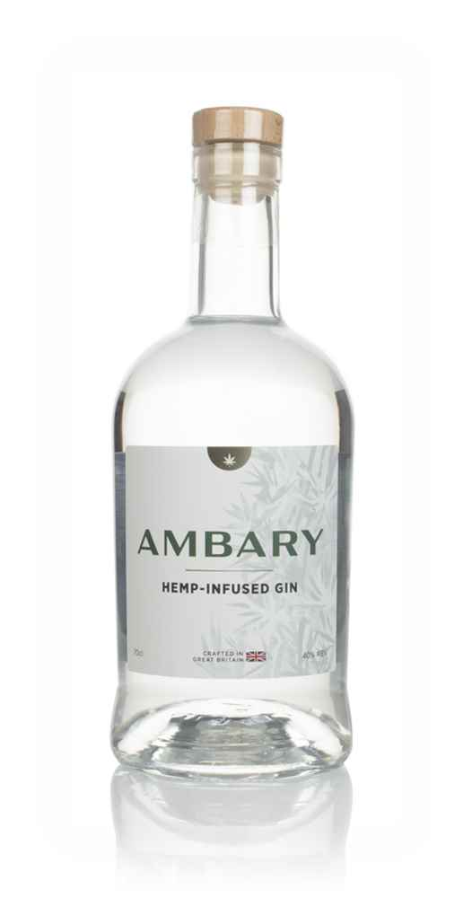Ambary Hemp-Infused Gin