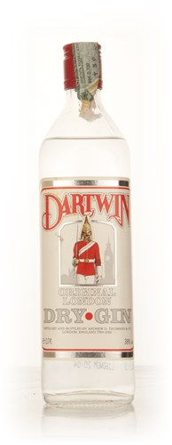 Dartwin Original London Dry Gin - 1980s