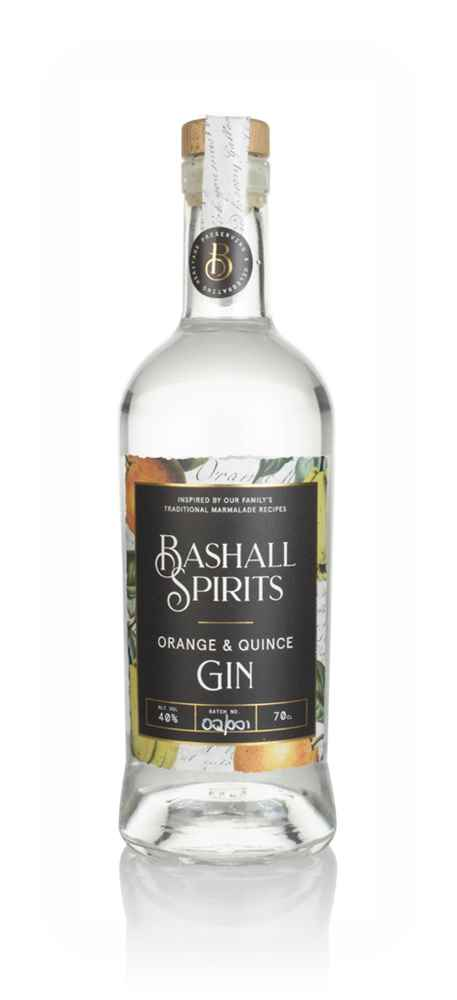 Bashall Spirits Orange & Quince Gin