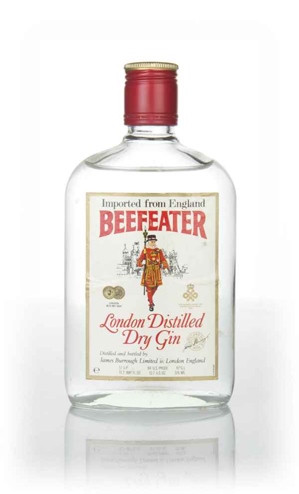 Beefeater London Dry Gin - 1976