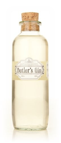 Butler's Lemongrass & Cardamom Gin - Limited Edition