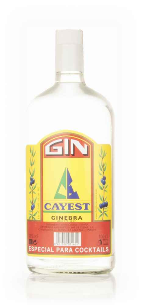 Cayest Gin - 1990s