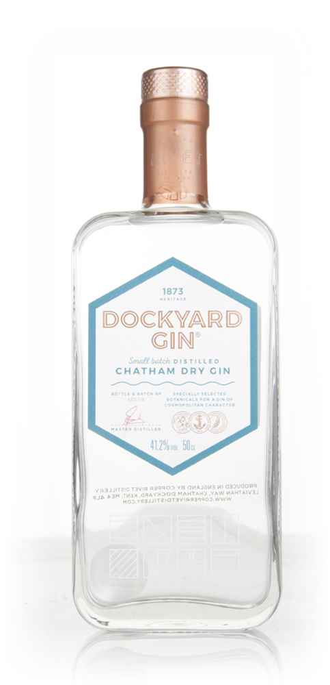 Copper Rivet Dockyard Gin
