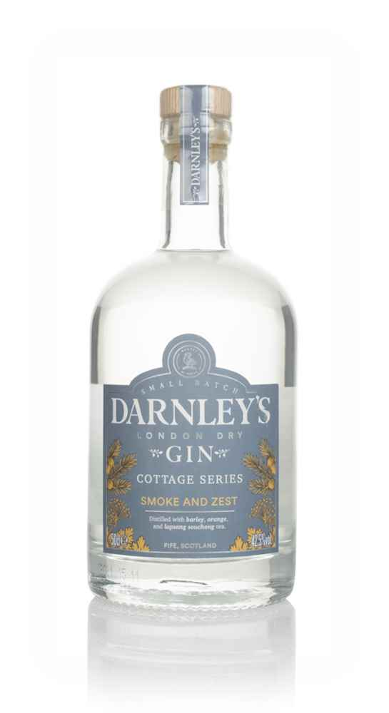Darnley's Smoke & Zest Gin - Cottage Series