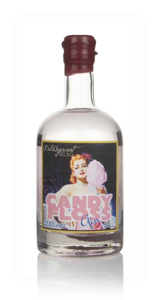 DeliQuescent Candy Floss Gin