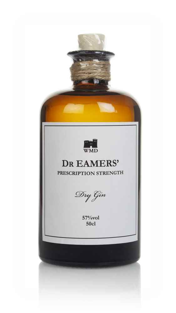 Dr Eamers' Prescription Strength Dry Gin