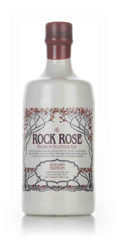 Rock Rose Gin - Autumn Edition