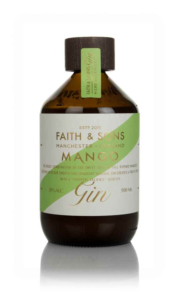 Faith & Sons Mango Gin