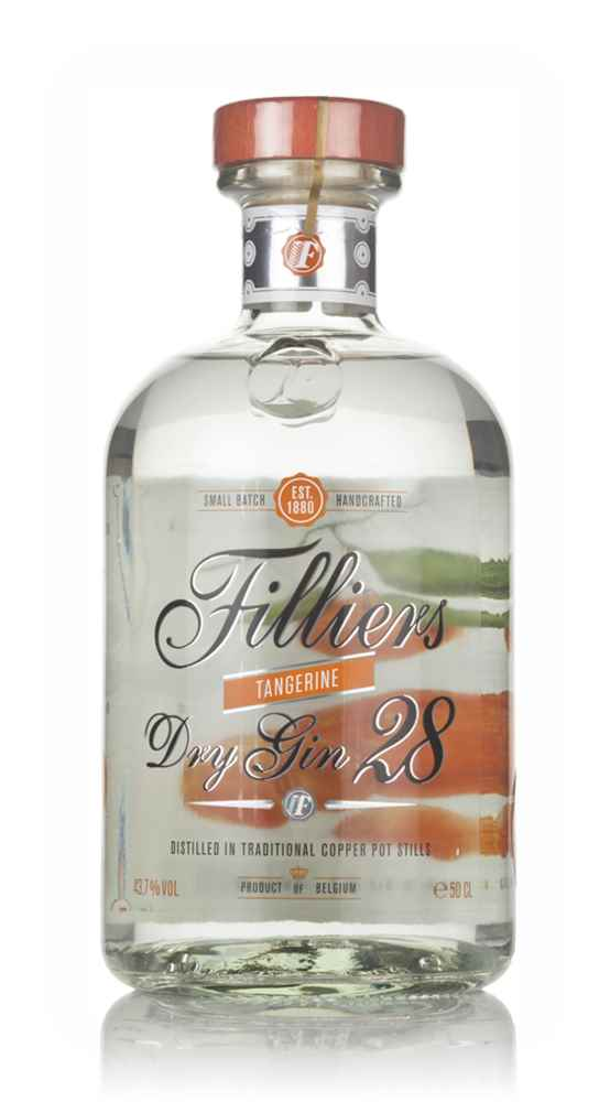 Filliers Dry Gin 28 - Seasonal Tangerine Edition