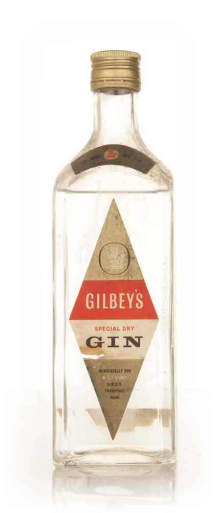 Gilbey's Special Dry Gin - 1950s