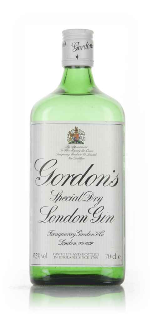Gordon's Special Dry London Gin - 1990s