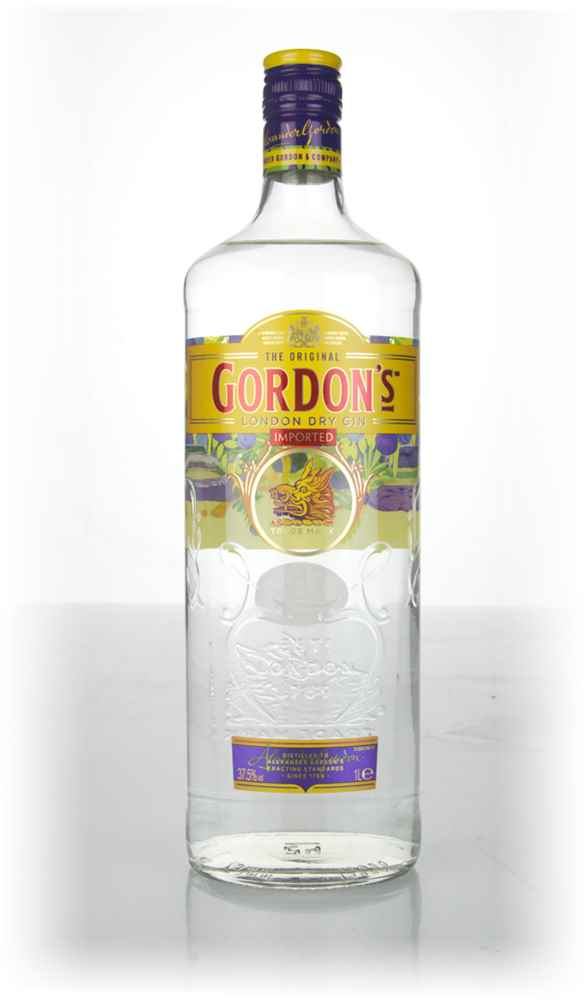Gordon's Yellow Label - Traveller's Edition