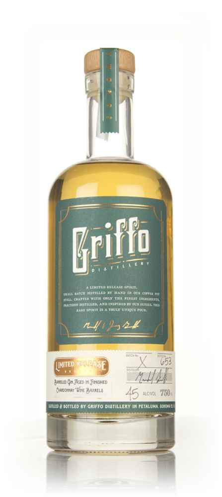 Griffo Barrelled Aged Gin