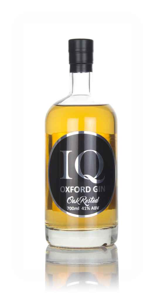 IQ Oxford Gin - Oak Rested