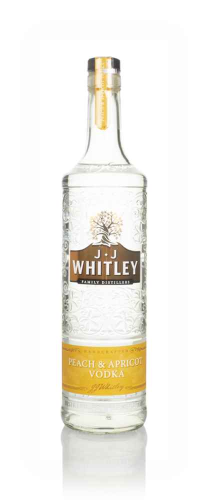 J.J. Whitley Peach & Apricot Vodka