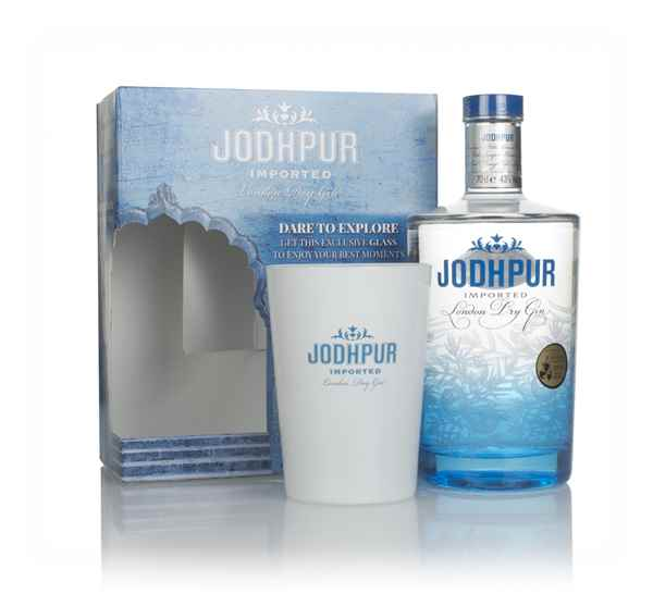Jodhpur London Dry Gin Gift Pack
