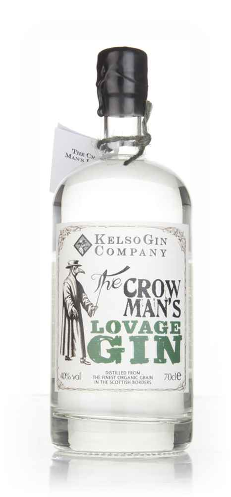 The Crow Man's Lovage Gin