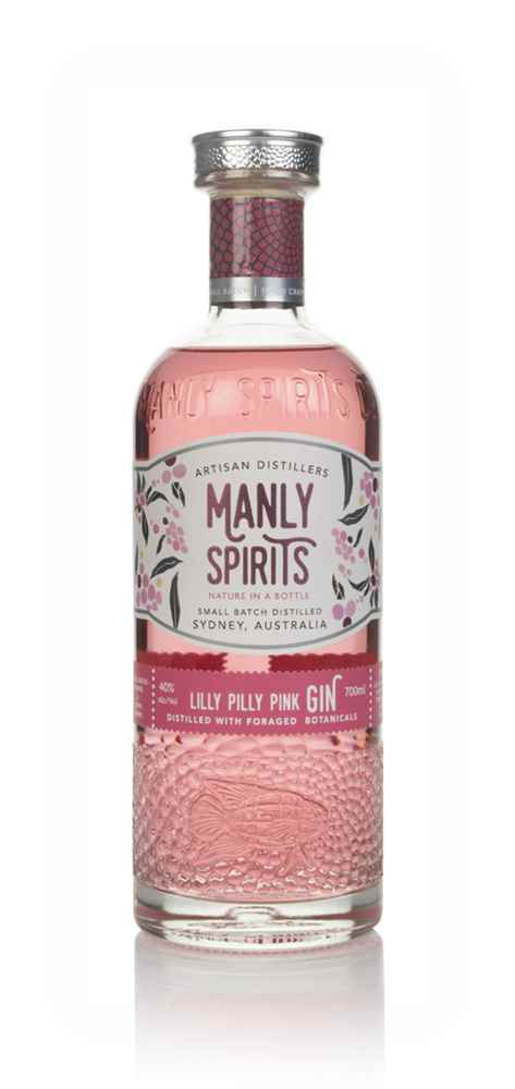 Manly Spirits Co. Lilly Pilly Pink Gin