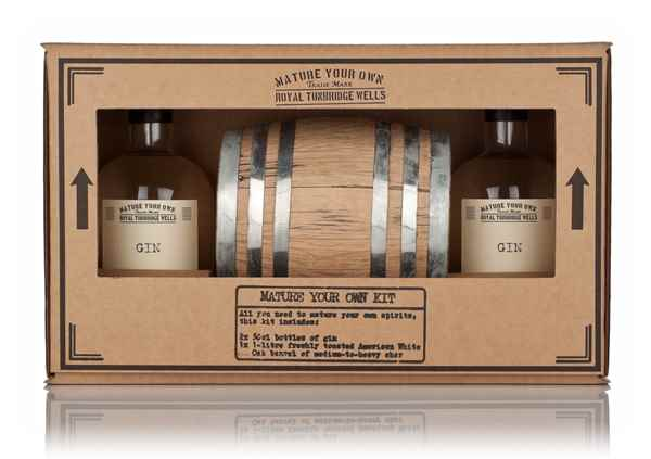 Mature Your Own Gin Kit