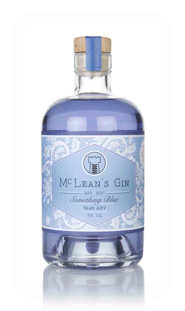 McLean's Gin - Something Blue