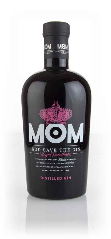 Mom God Save The Gin
