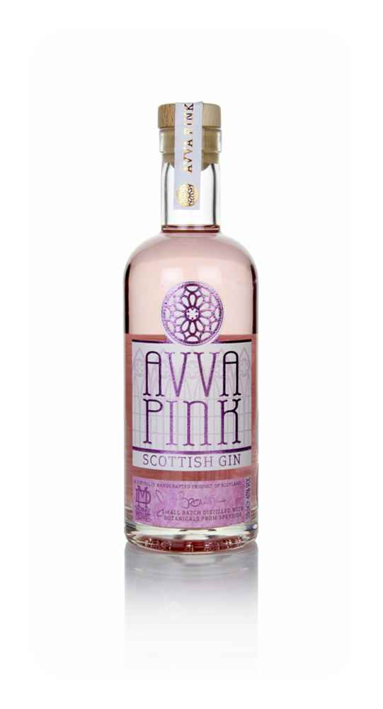 Avva Pink Scottish Gin