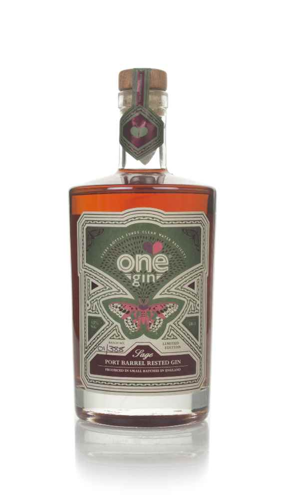 One Gin - Port Barrel Rested
