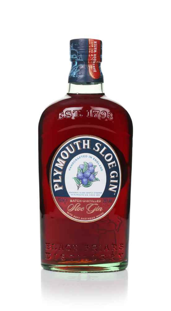 How To Make Sloe Gin >> Plymouth Sloe Gin - Master of Malt