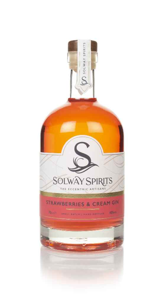 Solway Strawberries & Cream Gin