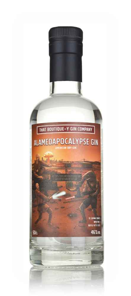 Alamedapocalypse Gin - St. George Spirits (That Boutique-y Gin Company)