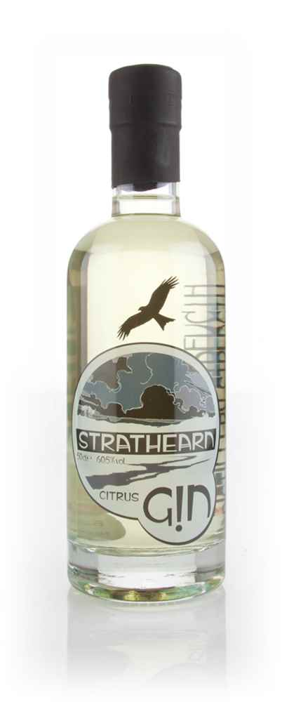 Strathearn Citrus Gin - Distillery Strength