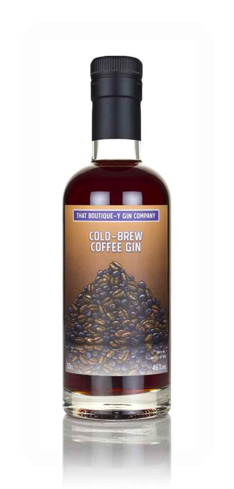 Cold-Brew Coffee Gin (That Boutique-y Gin Company)