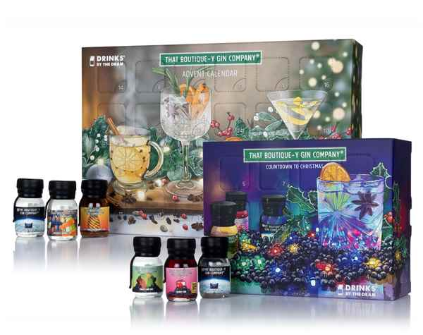 That Boutique-y Gin Advent and 12 Days Bundle