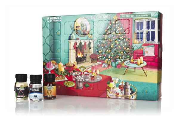 That Boutique-y Gin Company Advent Calendar (2017 Edition)