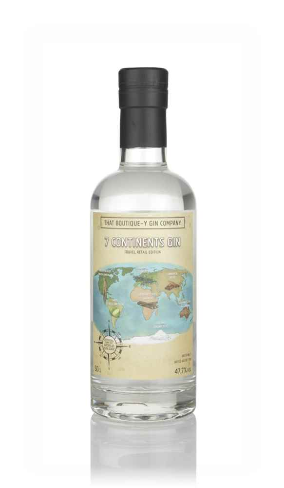World Gin Day Gin - 7 Continents Gin (That Boutique-y Gin Company)
