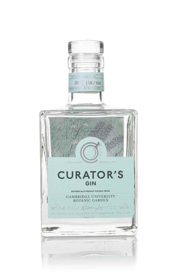 Cambridge Distillery Curator's Gin