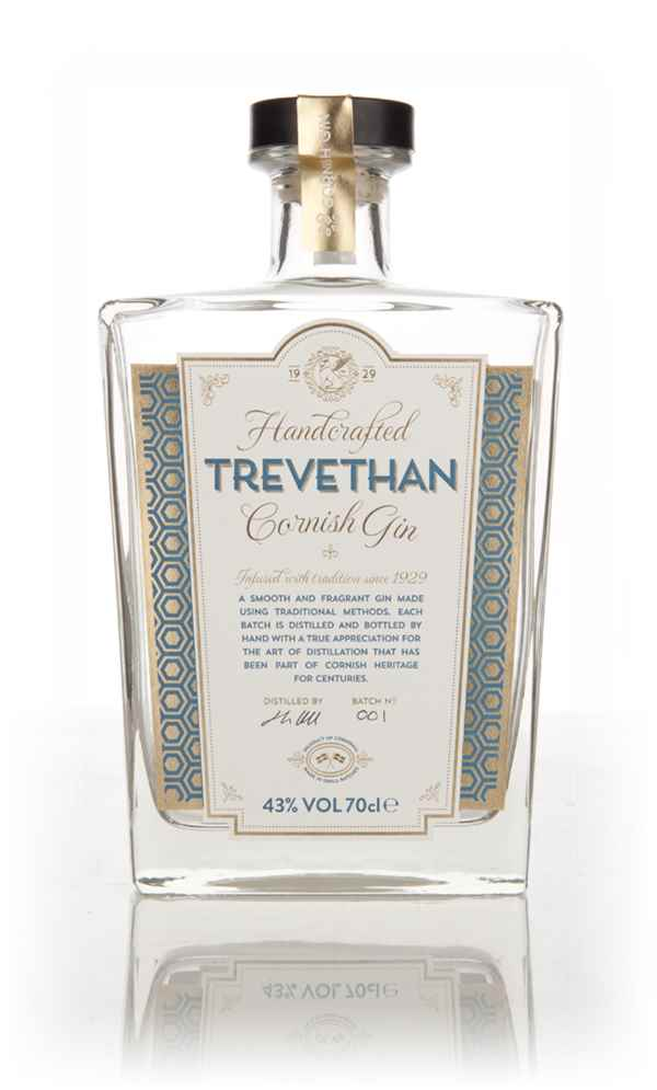 Trevethan Cornish Gin