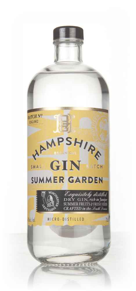 Hampshire Summer Garden Gin