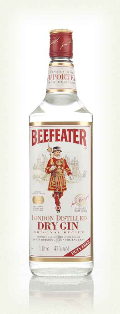 Beefeater 100cl - 1990s