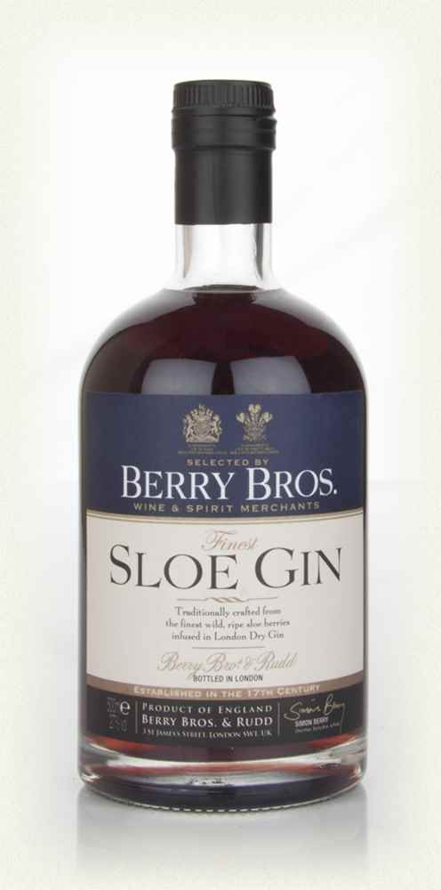 Finest Sloe Gin (Berry Bros. & Rudd)