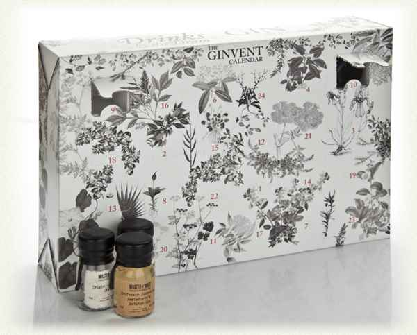The Ginvent Calendar (2012 Edition)