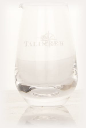 Talisker Water Pouring Glass