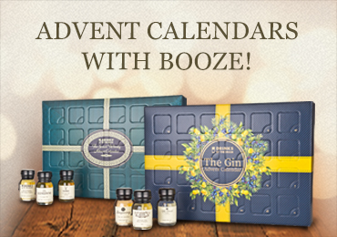 Advent Calendars with Booze